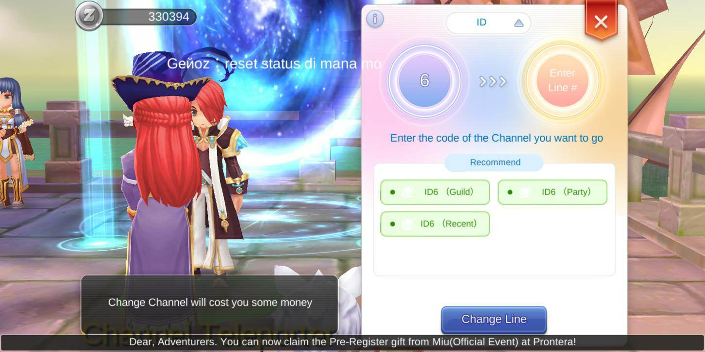 Photo of Cara Mengganti Channel di Ragnarok Mobile Eternal Love