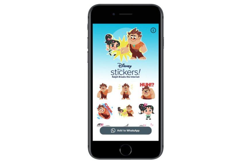 """Photo of Disney Luncurkan Sticker """"Ralph Breaks the Internet Sticker"""" Untuk WhatsApp"""