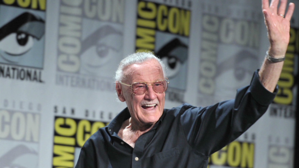 Photo of Stan Lee, Pencipta Superhero Marvel Meninggal Dunia