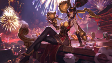 Photo of League of Legends Hadirkan Skin Bertema Suasana Tahun Baru China