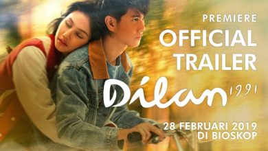 Photo of MAX Pictures Rilis Trailer Dilan 1991