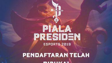 Photo of Pendaftaran dan Jadwal Penyisihan Mobile Legends Piala Presiden Esports 2019