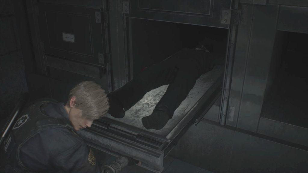 Pink Diamond Key Resident Evil 2: Remake