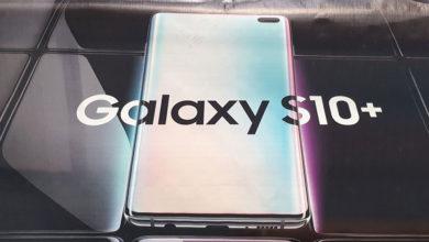 Photo of Bocoran Terbaru Foto Spanduk Dari Galaxy S10+