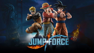 Photo of Spesifikasi Game Jump Force