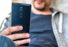 Photo of Sony Pamerkan Prototipe Ponsel 5G
