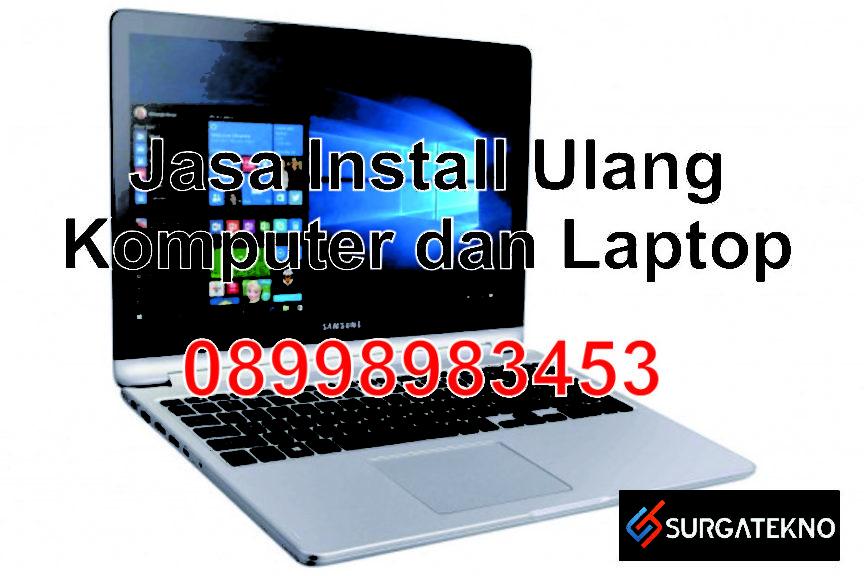 jasa install ulang komputer laptop wonogiri