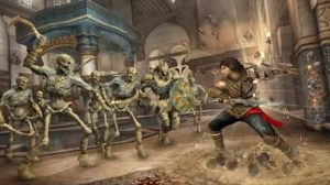 Princes Of Persia Forgotten Sands