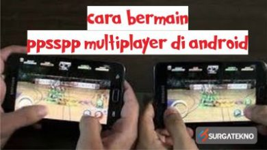 cara bermain ppsspp multiplayer di android