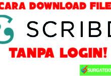 Photo of Cara Cepat Download File Scribd Tanpa Login