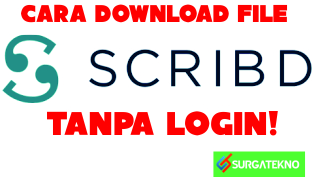 Photo of Cara Cepat Download File Scribd Tanpa Login