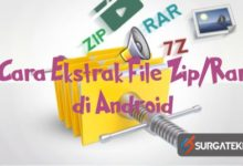 Photo of Cara Ekstrak dan Buka File Zip/Rar di Android