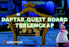 Photo of Daftar Quest Board Ragnarok Eternal Love