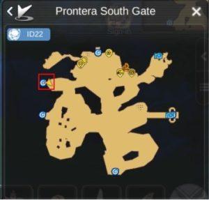 lokasi woe - prontera valkyrie realm 1