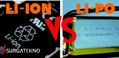 Photo of Apa Sih Perbedaan Baterai Li-Ion dengan Li-Po ? Lalu Kelebihan dan Kekurangannya