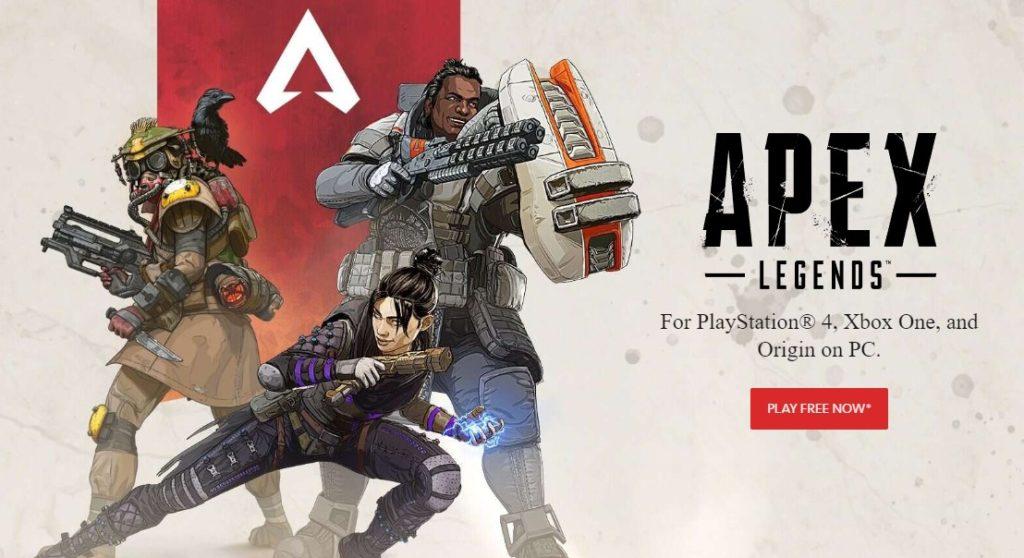 spesifikasi apex legends