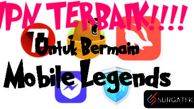 vpn terbaik mobile legends