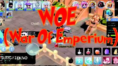 war of emperium ragnarok eternal love