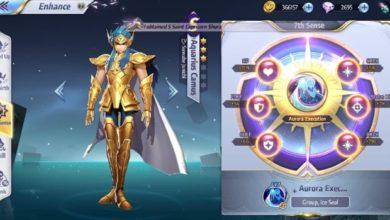 Photo of Cara Enhance di Saint Seiya : Awakening
