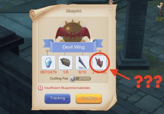 cara mendapatkan item black wings ragnarok mobile