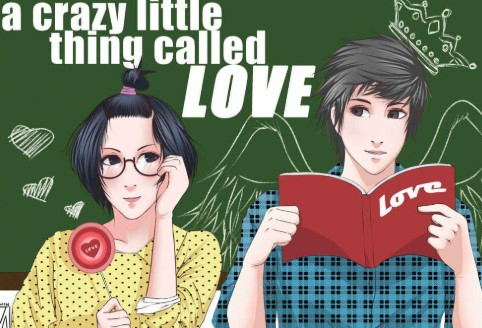 crazy little thing called love (2010) - film thailand romantis