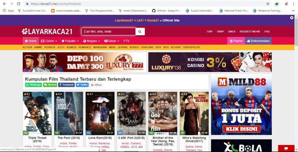dunia21 - tempat download film thailand