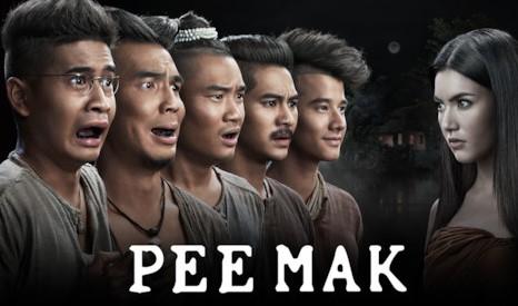 film thailand paling romantis - pee mak (2013)
