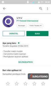 install aplikasi ovo