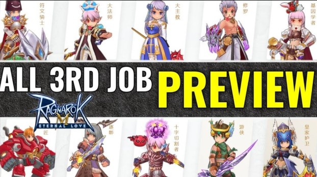 job ketiga ragnarok mobile eternal love