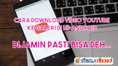 Photo of Cara Download Video YouTube ke Galeri di Android