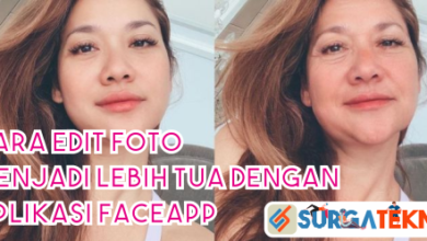 Photo of Cara Edit Foto Menjadi Tua dengan Aplikasi FaceApp