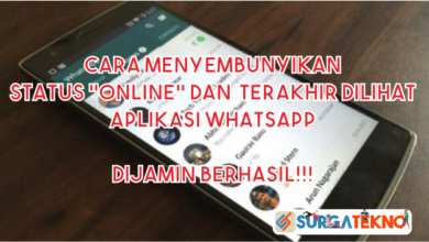 Photo of Cara Menyembunyikan Status Online WhatsApp