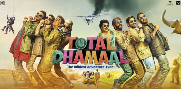 film india dirilis tahun 2019 total dhamaal (2019)