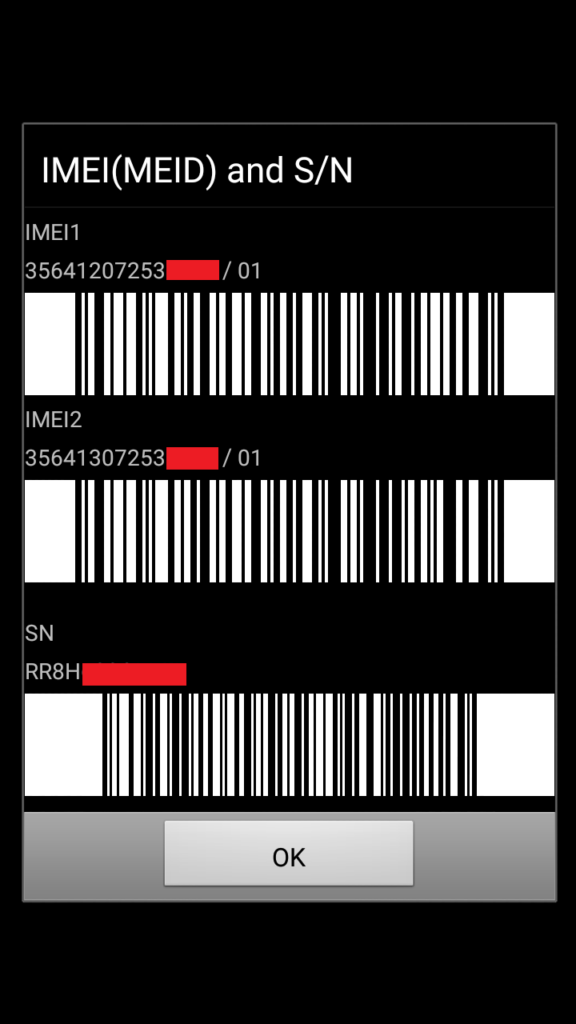 kode imei ponsel