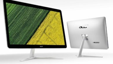 Photo of Acer Aspire U27-880, All in One PC Touchscreen Terbaik