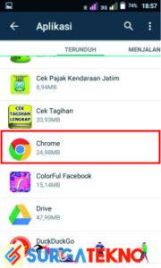 2 Cara Menonaktifkan Mematikan Notifikasi Chrome Android
