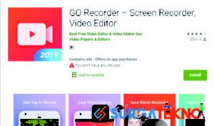GO Recorder
