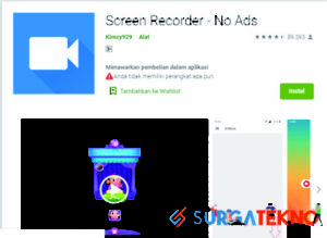 Screen Recorder - No Ads
