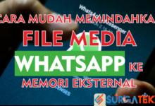 Photo of Cara Memindahkan Penyimpanan File Media WhatsApp ke Memori Eksternal
