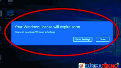 Photo of Cara Mengatasi Your Windows License Will Expire Soon Windows 10