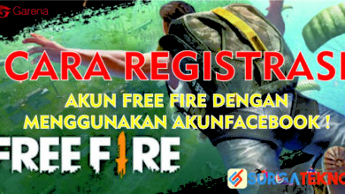 Photo of Cara Daftar Akun Free Fire dengan Akun Facebook