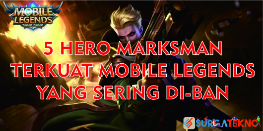 hero marksman terkuat mobile legends