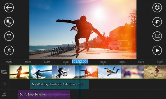 aplikasi edit video powerdirector