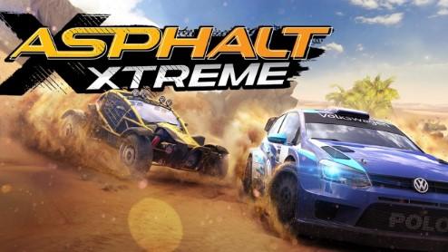 asphalt xtreme rally racing