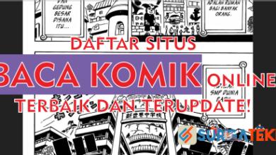 Photo of Daftar Situs Baca Komik Online Terbaik Wajib Dikunjungi