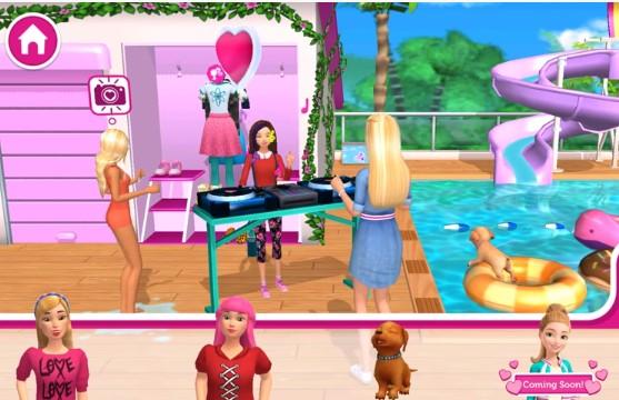 5 Game Barbie Terbaru Untuk Android