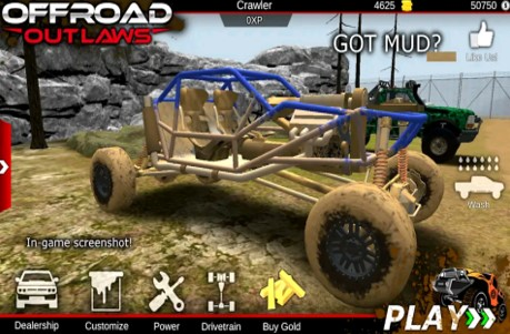 game offroad outlaws