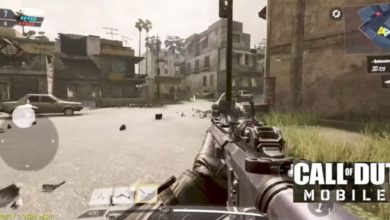 spesifikasi game call of duty mobile