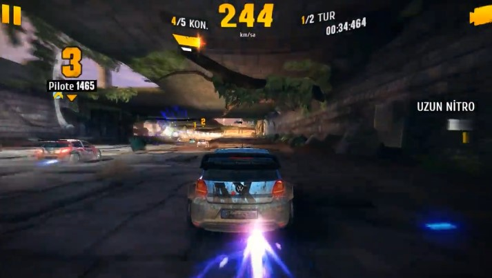 Asphalt Xtreme Rally Racing Gameplay