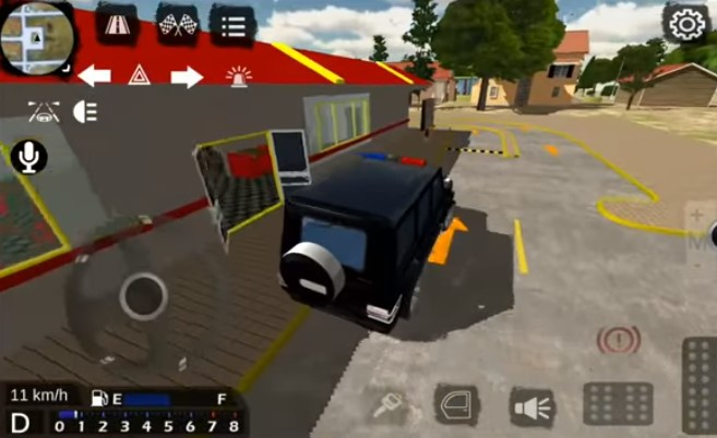 Car Parking & Driving Simulator